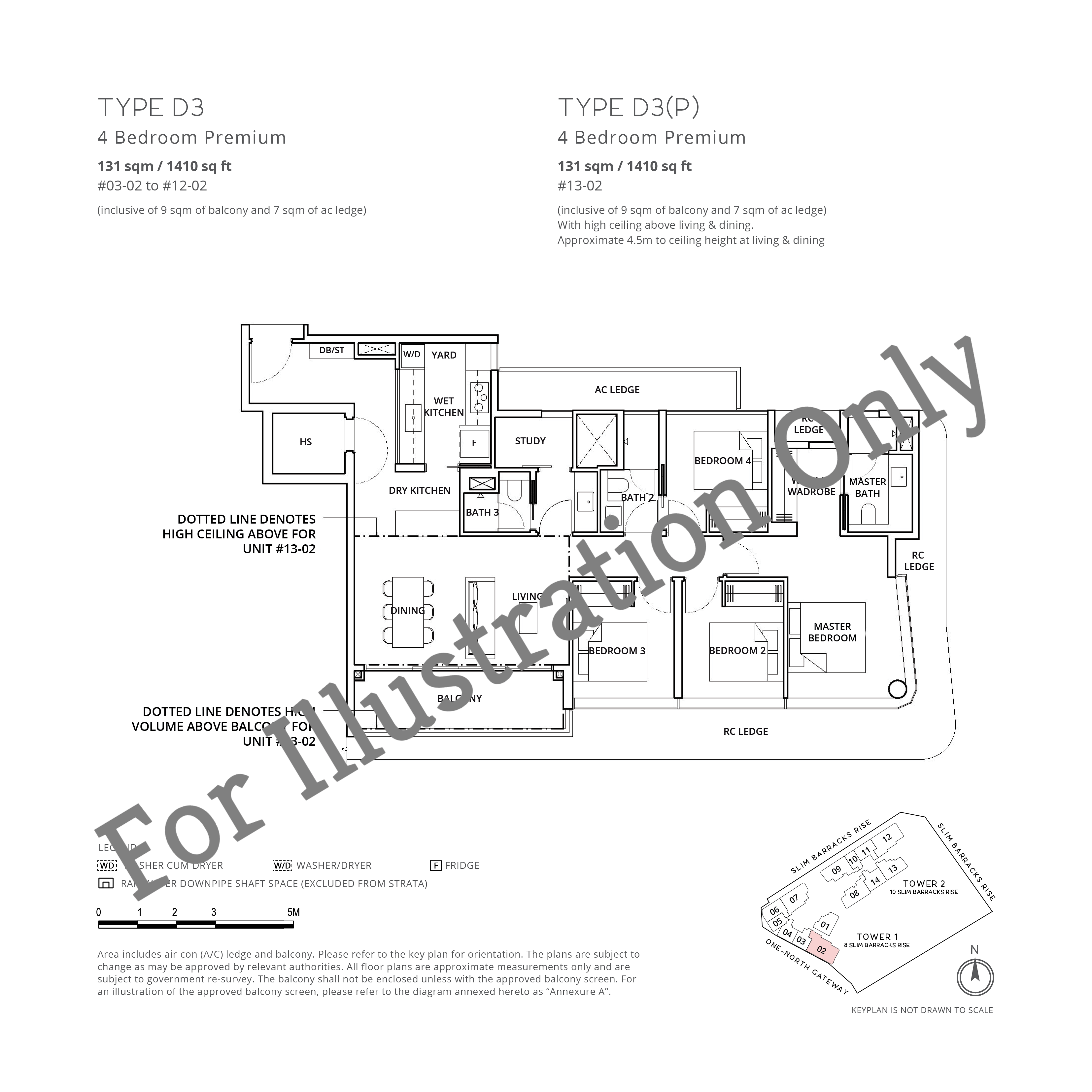 The Watergardens at Canberra Floor Plan Brochure